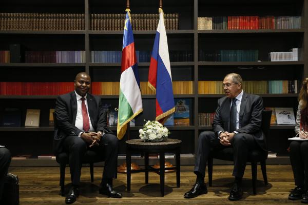 """Russia's involvement in CAR """"complicates UN and AU task"""""""