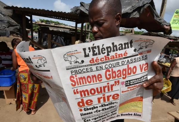 Week in Review: Simone Gbagbo, Myanmar, universal jurisdiction and satellites