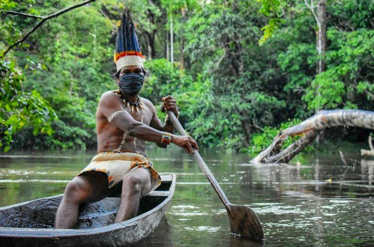Cómo el Covid-19 puede desbaratar las reparaciones en la Amazonia Colombiana