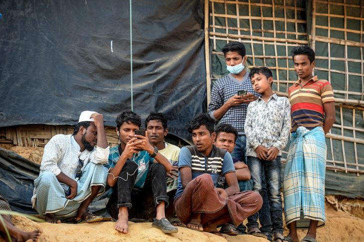 What's new on the Myanmar front?