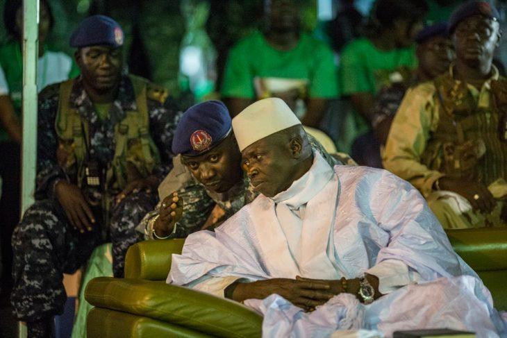 Gambie : la Commission vérité resserre l'étau autour de Jammeh