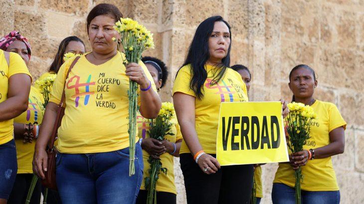 Lutte politique pour la vérité et la mémoire en Colombie