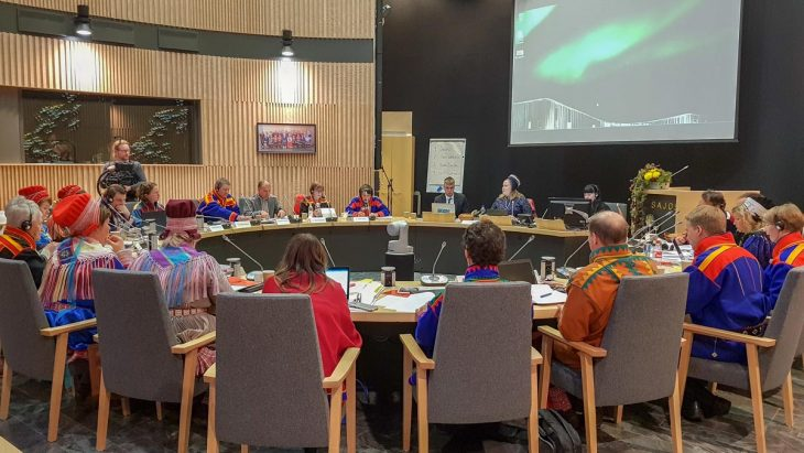 Finland to set up Truth Commission for the Sami people