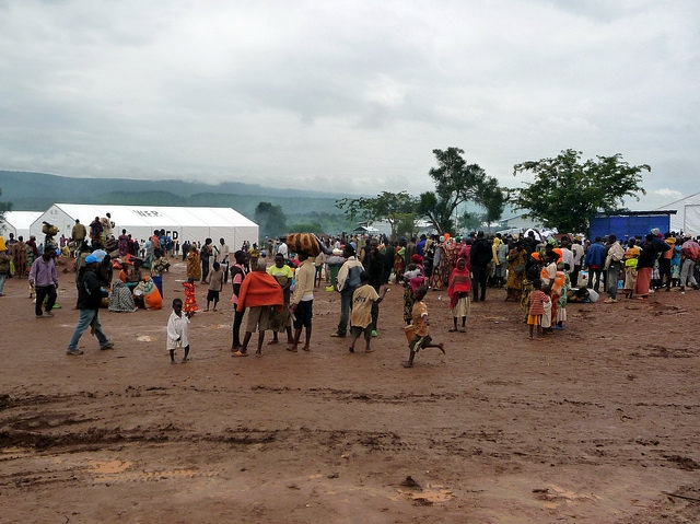 Mahama née dans un camp au Rwanda
