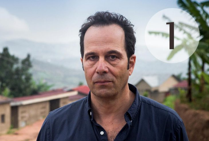 Philip Gourevitch: living in Rwanda with the genocide (somewhat) behind – Part 1