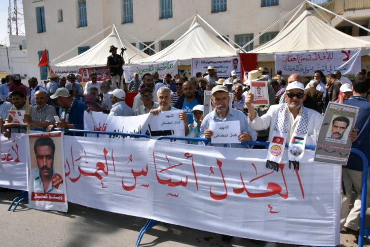 Tunisie : en procès, le cas emblématique d'un islamiste torturé et disparu