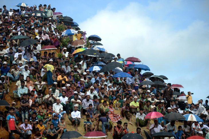Génocide des Rohingyas : la Gambie monte au front