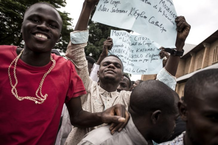 Week in Review: African dictators cling to power, as Tunisia protests austerity again
