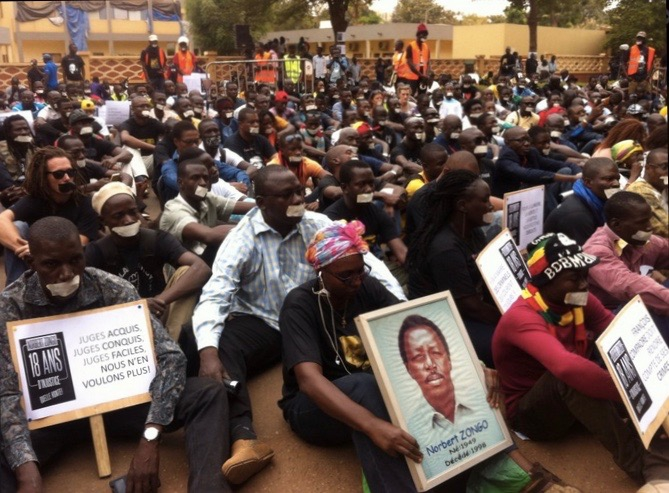 Burkina Faso still awaiting justice for Sankara and Zongo murders