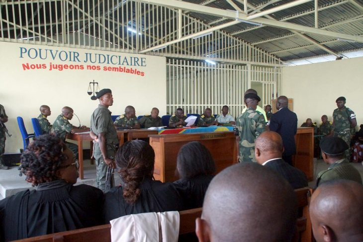 DR Congo: Sheka trial opens amidst uncertainty