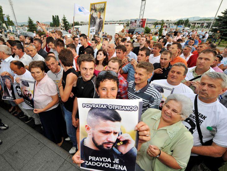 Naser Oric Arrest Highlights Balkans divisions