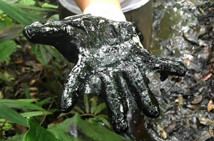 Ecuador: toxic justice and tourism by Texaco waste pools