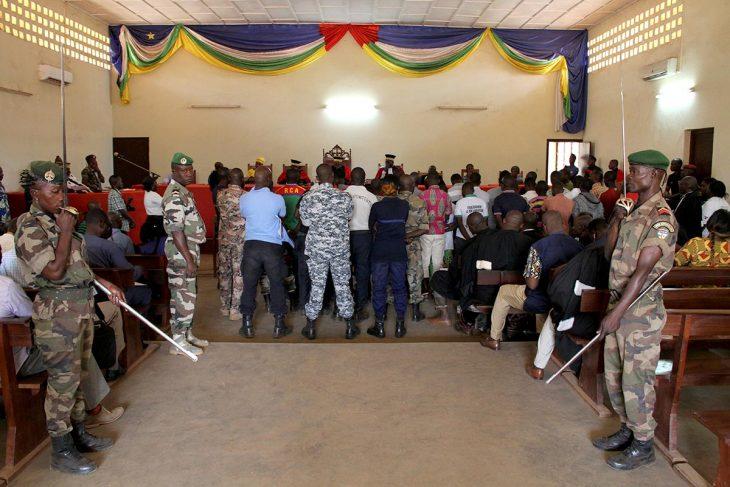 Centrafrique : la justice ordinaire a montré ses dents, pour les crimes de Bangassou