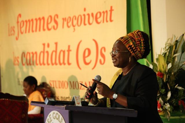 Côte d'Ivoire ; l'engagement des femmes pour l'élection présidentielle