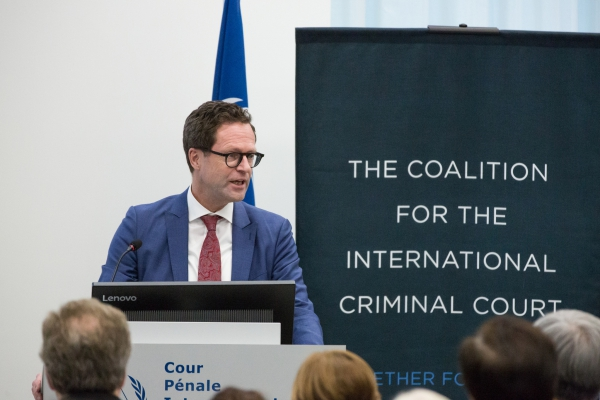 Week in Review: ICC internal management, Tunisia and DRC