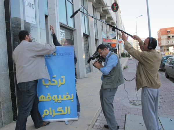 """""""Tunisia is a test case"""" says professor Larbi Chouikha"""
