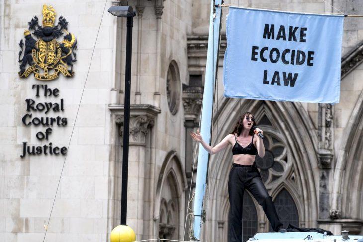 Ecocide as an atrocity crime – an idea whose time is overdue