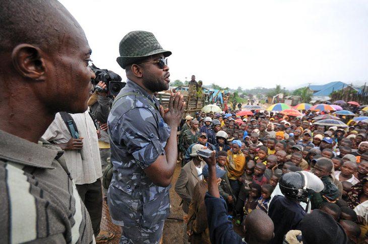 La justice congolaise condamne Sheka à la prison à vie