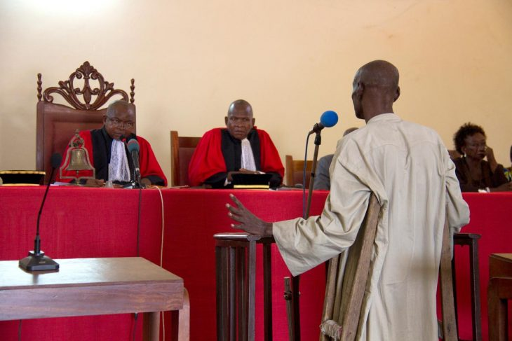 Central African courts outpace the ICC and Special Court