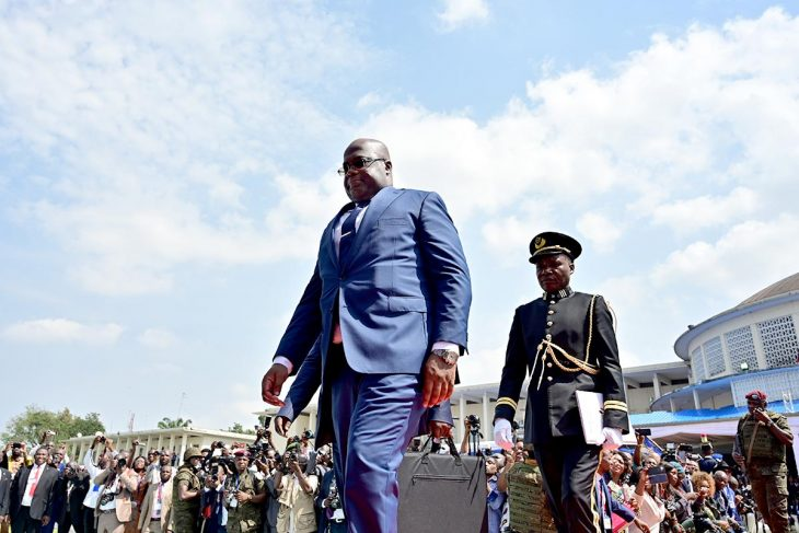 Will Tshisekedi act against impunity for serious crimes in Congo?